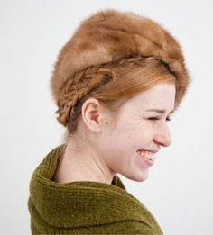 braids under your hat
