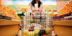 The 10 Commandments of Grocery Shopping via Huffington Post Comedy.