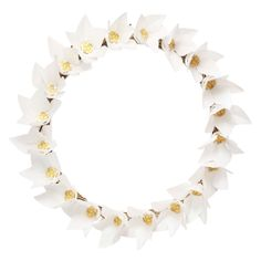 FLOWER WREATH OF WISHES