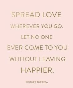 inspir quot, quote life, good vibe quotes, spread, quot life, vibes quotes