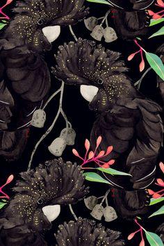 July print Colourway 2 © Louise Jones