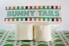 eighteen25: bunny tails + i love us prints