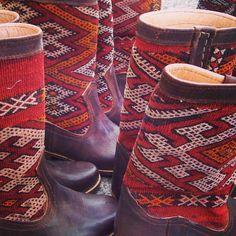 Bohemia Kilim Boots