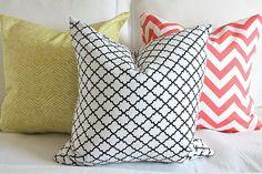 geometr pillow, accent pillows, decorative pillows, pillow covers, throw pillows