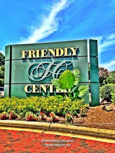 Friendly Center 600 Green Valley Road, Suite 300, Greensboro, North Carolina 27408 via @greensboro_nc