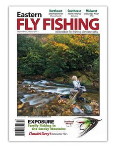 Favorite upland and fly fishing books magazines and for Eastern fly fishing magazine
