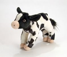 Cuddlekins Mini Standing Calf 8-inch Plush at theBIGzoo.com, a toy store that has shipped over 1.2 million items.