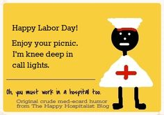 See the complete collection of nurse call light humor!