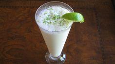 Vanilla Lime Smoothie