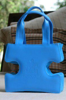 Autism Speaks bag