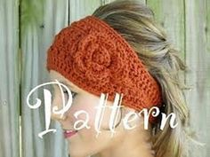 Can someone make this for me?  Ravelry: Boho Crochet Headwrap pattern by 4T Designs