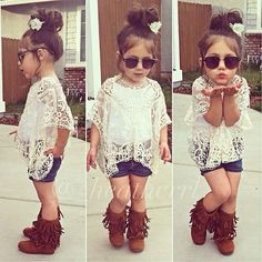 little girls, little girl outfits, kids fashion, future babies, daughter, little diva, little girl fashion, fashion kid, mini