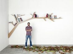 Coolest book shelves ever
