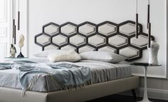 Thiago bed by Cattelan Italia