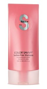 S factor is the most incredible shampoo and conditioner I've ever used.
