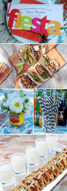 Entertain Ideas For A Cinco-Style Summer Party