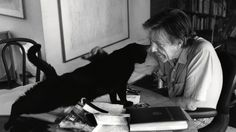 John Cage and his ca