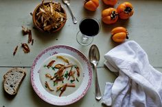foods, artichokes, olive oils, food blogs, autumn, beef, anthropologie, soup, mimi thorisson