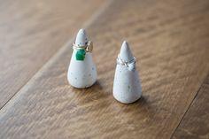 DIY: ring cones