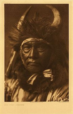 Bull Chief - Crow - 1908