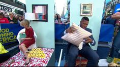 'GMA' Anchors Take Part in the Flea Market Fabulous Challenge | Watch the video - Yahoo Good Morning America