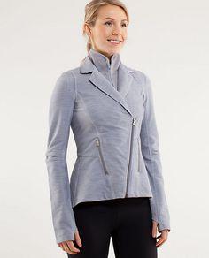 Oh Lululemon...why do you make so many cute jackets?!