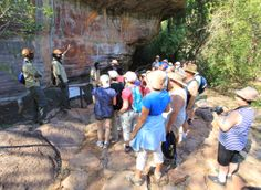 The Njanjam Rangers will be giving free guided walks and talks until October | 2014