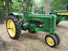 1944 John Deere type B tractor