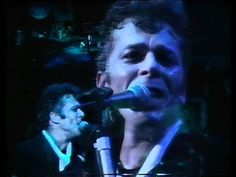 Ian Dury - Rock For Kampuchea - Sweet Gene Vincent with Mick Jones