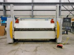 RAS CNC FOLDING MACHINE w/ MULTIBEND 9000 CNC CONTROL - TOOLING