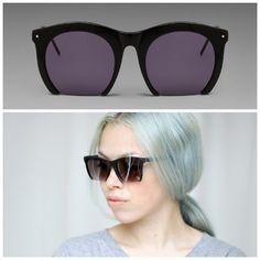 DIY Sawed Off Sunglasses Tutorial f
