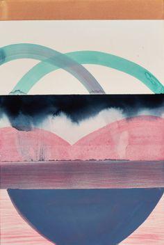 sarah hinckley // #colorful #abstract #art