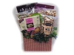 Pistachio Daddio Healthy Basket for Father's Day