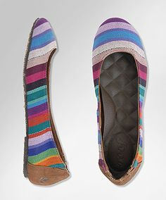 LOVE the shoes and even better they support the female artisans of Guatemala...a must have!