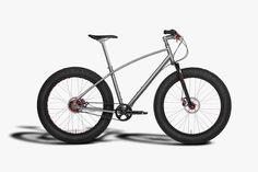 this is a beautiful bike. Budnitz FTB Titanium