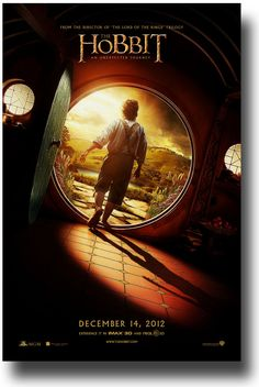 The Hobbit An Unexpected Journey Posters