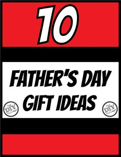 10 Awesome Father's Day Gift Ideas