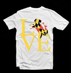 Maryland love.
