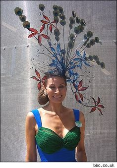 crazy hats to make | Ascot Crazy Hats more info…
