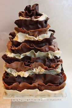 chocolate cake | Chocolate Wedding Cake | Yummy Mummys Cakes – Cakes for all ...