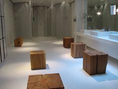 Gietvloer Badkamer Douche : Gietvloer badkamer mixers sanitair