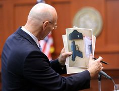 George Zimmerman Gun: Weapon Used To Kill Trayvon Martin Will Be Returned. So he can kill again. Nice.