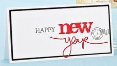 Happy New Year Card by @Vera Yates