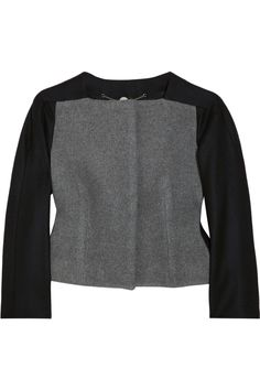 Wool and cashmere-blend jacket by Stella McCartney