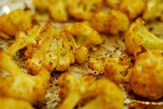 Roasted Curried Cauliflower   Nom Nom Paleo