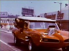 The Monkee Mobile