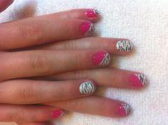 Every girl loves Pink Zebras!