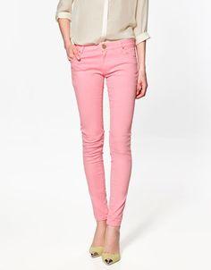 pink pants!