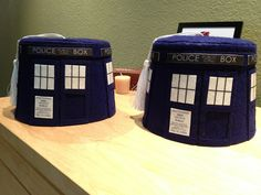 TARDIS fez!