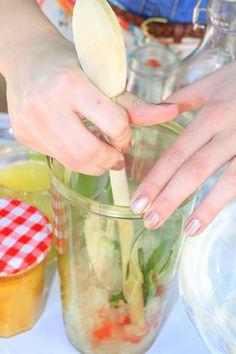 Aqua Fresca Summer in a Glass!!